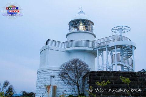 Farol da ilha Oshima