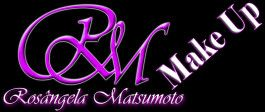 Logo Make up Rosangela Matsumoto
