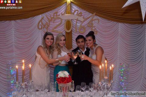 Daiana, Mariana, Kendy e Priscila