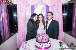 Mae ,Adriane e o Pai