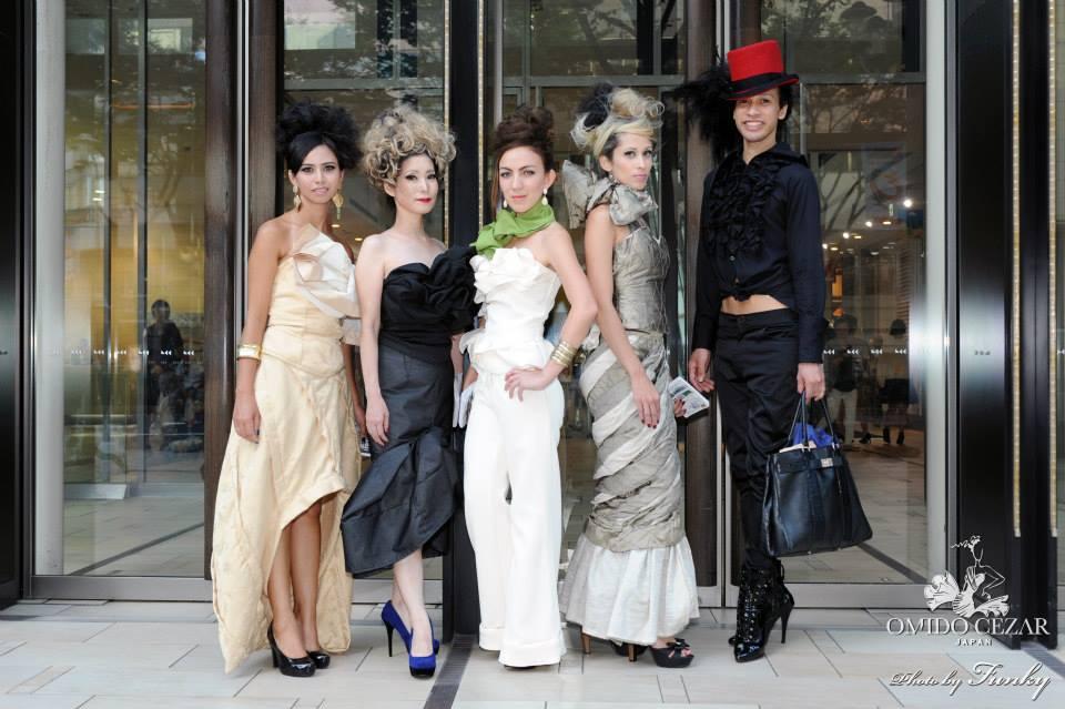&nbspFashion Designer brasileiro promoverá concurso no Japão