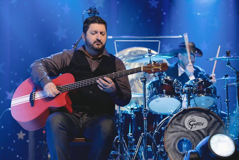 &nbspA Banda de Rock Rosa de Saron