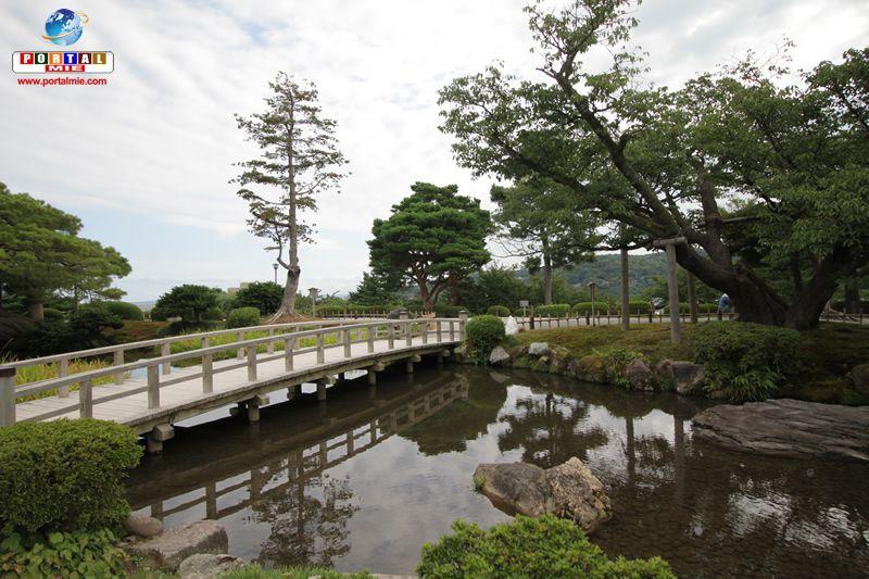 &nbspConheça o famoso Kenroku-en, um dos jardins mais bonitos do Japão