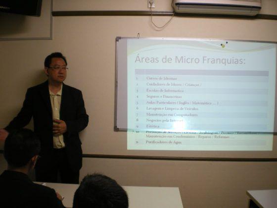 &nbspO Consultor de Empresas Cláudio Suzuki