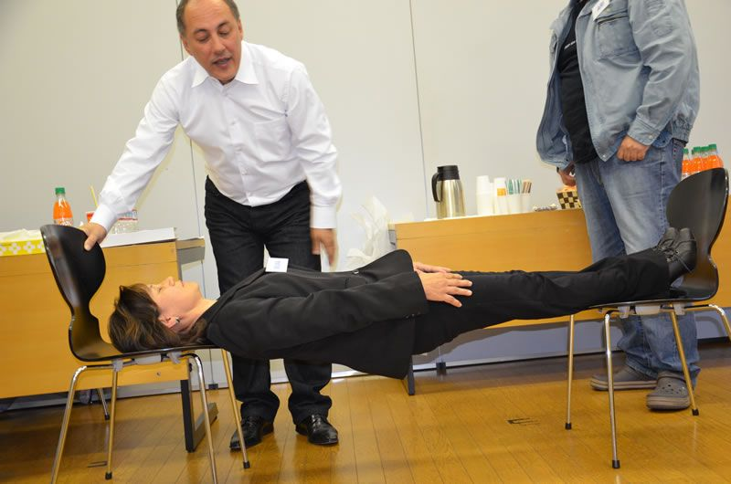 &nbspO Master Trainer Fernando C.O. Silva