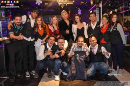 Taboo International&nbspFormatura de Bartenders no Taboo International