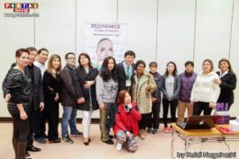 &nbspApresentação da NHT Global em Kameyama