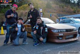 Suzuka Twin&nbspFresh Car Meet Xmas Bash no Twin Circuit
