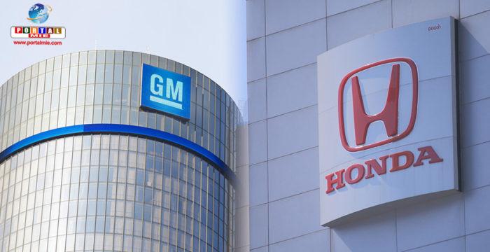 &nbspHonda y General Motors: Producción conjunta de células de combustible.