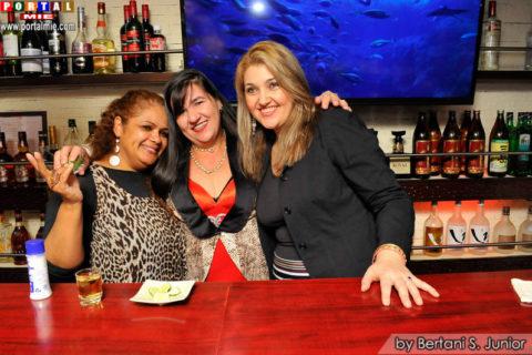 Maira, Rose e Marlene Fortune 2017-01-21