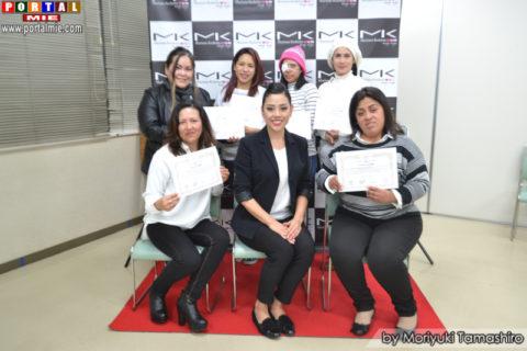 Participantes do curso