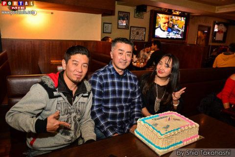 Shio, Massao e Erika shooters 2017-01-21