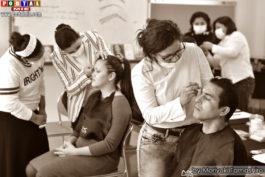curso sobrancelha 2017-01-22 Aula pratica