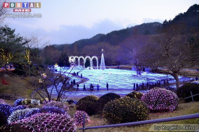 &nbspKyoto Illumiere 2017 - show de iluminação de inverno