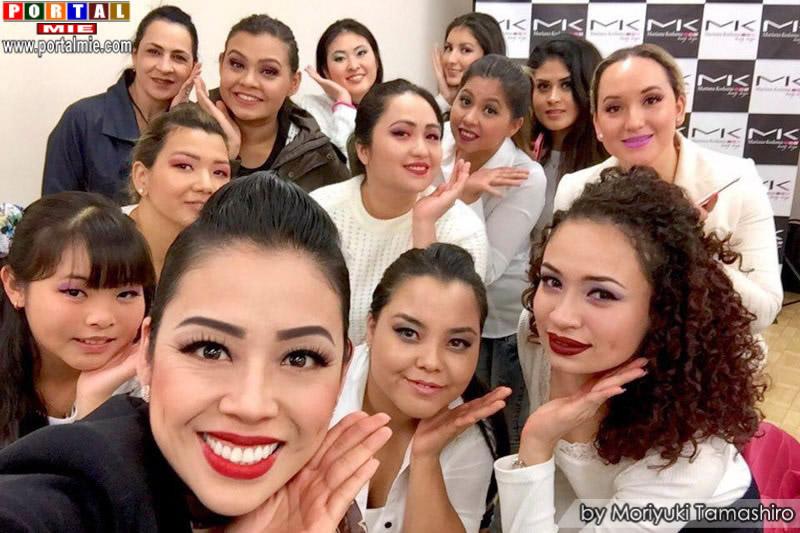 Participantes do curso maquiagem profissional 2017-02-05 komaki (52)
