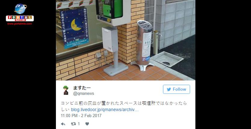 &nbspTiendas en Japón inician medidas anti fumo