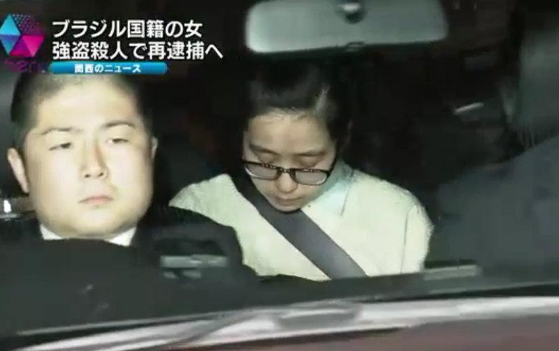 &nbspBrasileira suspeita de matar enfermeira japonesa confessa parte dos crimes