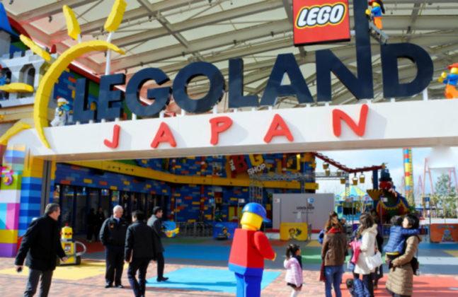 &nbspLegoland Japan se prepara para receber os primeiros visitantes
