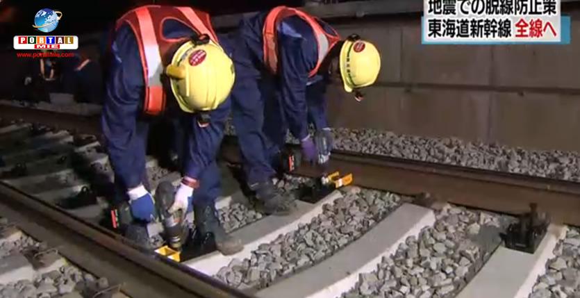 &nbspEmpresa ferroviária investe ainda mais na segurança dos trens-bala