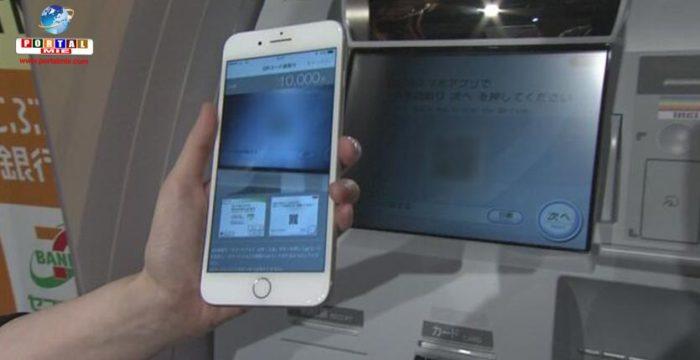 &nbspJapão: saques nos ATM do Seven Eleven poderão ser feitos por smartphones