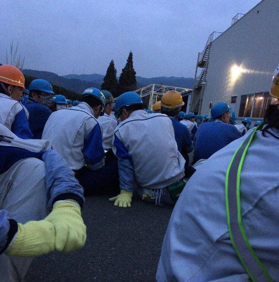 &nbspIncêndio na fábrica da Toyota não tem vítimas e paralisa produção