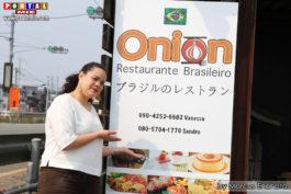Onion Restaurante&nbspAniversário Onion Restaurante em Shiga