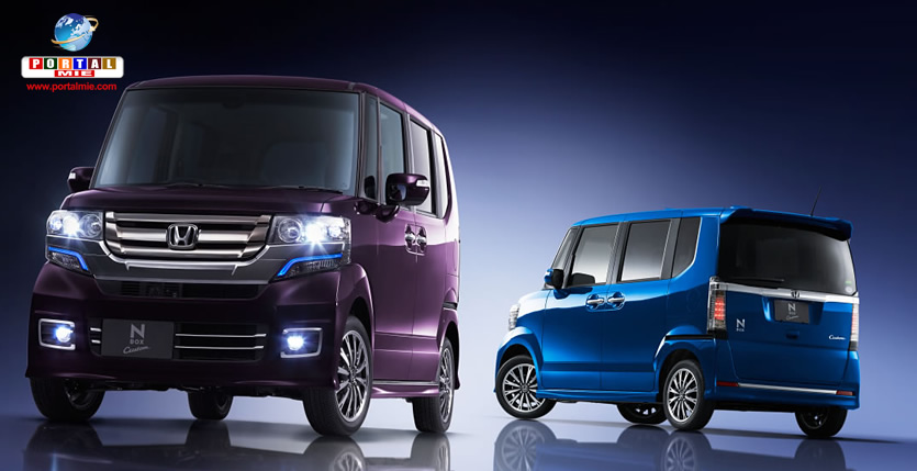 &nbspOs carros mais vendidos no Japão em fevereiro de 2017
