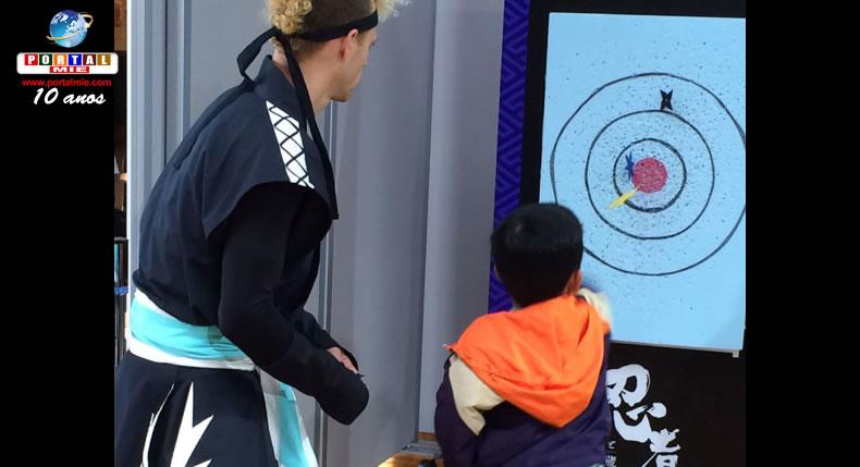 &nbspContratação de ninjas em Aichi! Quem encara?