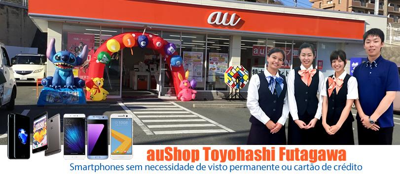 &nbspMEGA EVENTO!! Nos dias 15 e 16 na auShop Toyohashi Futagawa