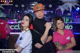 Sonic Club - Nagoya&nbspReggaeton Musical Night na Sonic Club