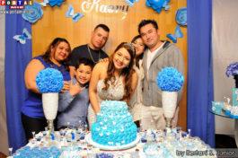 Katasrina e família