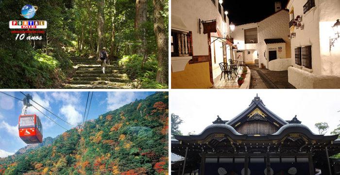 &nbspConheça os 10 pontos turísticos mais famosos de Mie