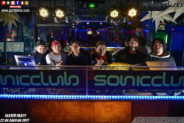 Sonic Club - Nagoya&nbspEaster Party na Sonic Club