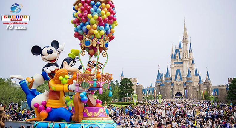 &nbspTokyo Disneyland investe bilhões de ienes para grande renovação no parque