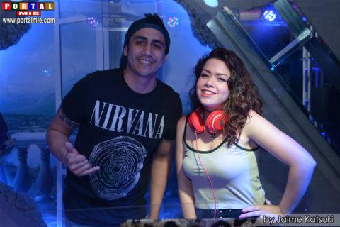 DJs Checho e Sarita joker 2017-05-27