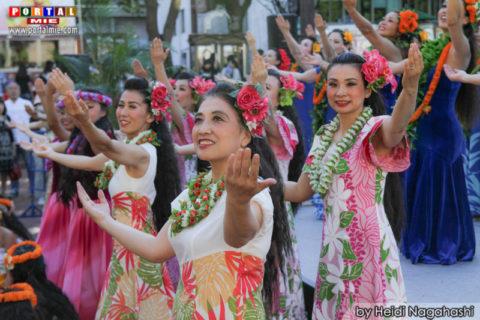 Muitos grupo de dancas tipicas