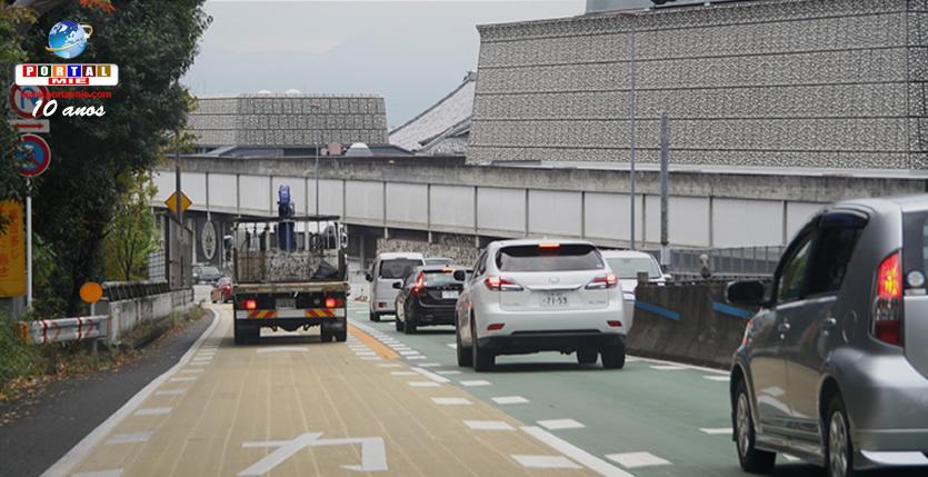 &nbspCarros com avançados sistemas de segurança se tornam cada vez mais populares no Japão