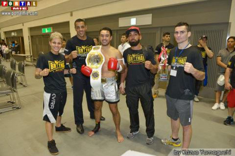 danilo zanolini e lutadores do brasil
