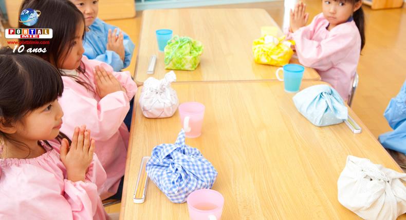 &nbspEducação gratuita é uma das estratégias do Japão para crescimento