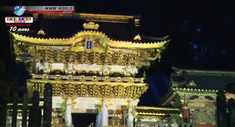 &nbspLocais de Patrimônio Mundial em Tochigi recebem iluminação especial de primavera