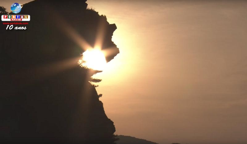 &nbspQuando o leão come o sol: raro fenômeno a ser apreciado (vídeo)