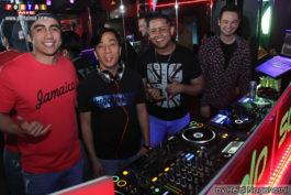 sonic 2017-05-04 DJs Checho, Brodinho, Negoh e Omega