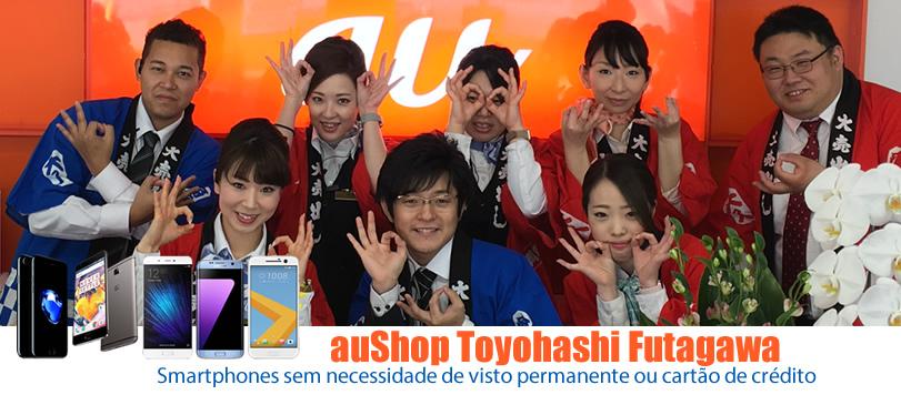 &nbspToyohashi: Mega Promo de iPhone 7, Smartphones e Tablets na auShop Toyohashi Futagawa