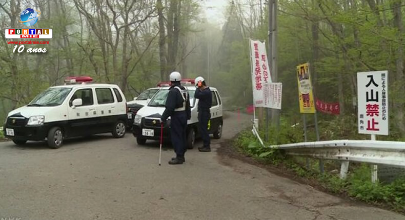 &nbspMoradores são alertados sobre ursos no norte do Japão