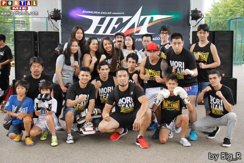 Heat New Ace Cup em Nagoya