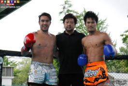 Danilo, Shimura e Sansuke heat fight dragon (436)