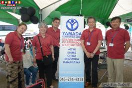 Empreiteira Yamada Corp junina