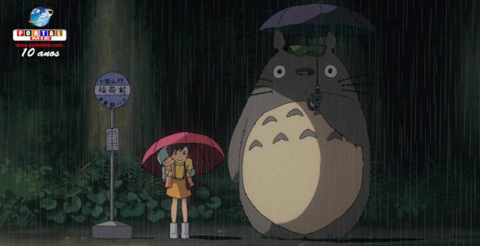 &nbspNovo parque dos Estúdios Ghibli será construído em Aichi