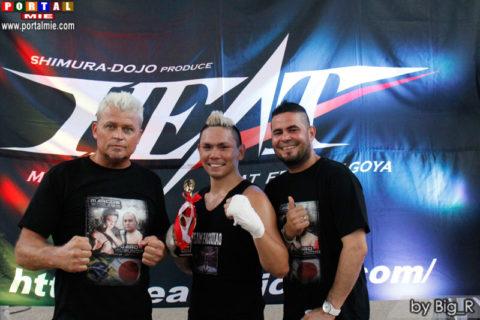 Thomas, Marcos Sogabe e Lima heat fight dragon (587)