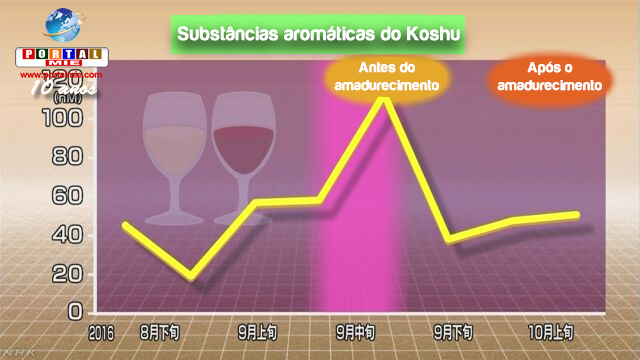 &nbspA evolução dos vinhos japoneses